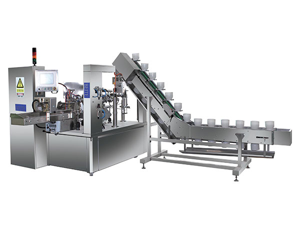 solid-liquid-mixture-packaging-machine